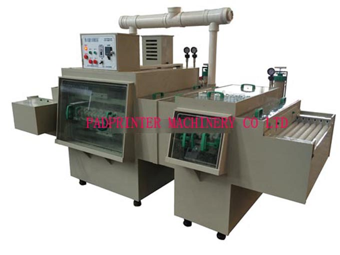 Automatic Metal Acid Etching Machine Equipment Stainless