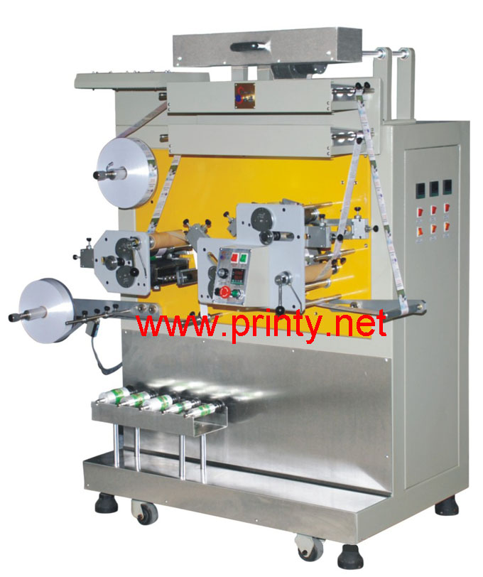 Fully automatic ribbon flexo printing machine
