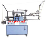 Fully Automatic single color ribbon screen printer