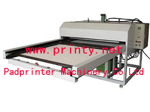 Hydraulic heat press machine,Automatic flat bed heat press machine,t shirt fabric heat press machine,large format textile heat press sublimation machine
